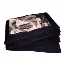 Barber Towels Black