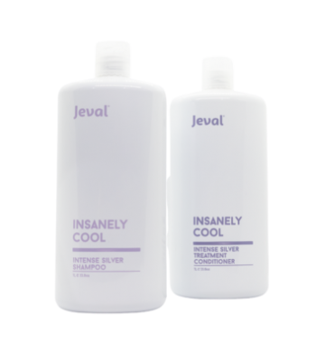 Insanely Cool - Intense Silver Shampoo and Treatment Conditioner 1L