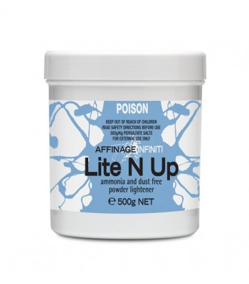 Lite N Up Ammonia Free Bleach