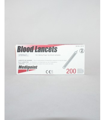 Medipoint Blood Lancets
