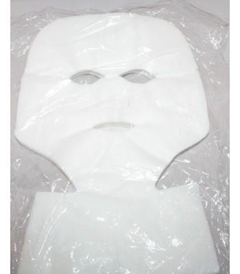 Gauze - Facial with Neck