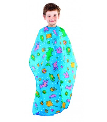 Sea Creatures Kids Cape