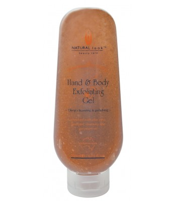 Hand and Body Exfoliating Gel