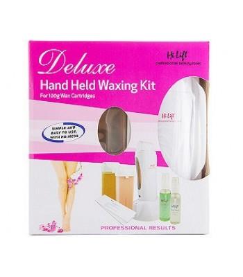 Deluxe Hand Held Waxing Kit