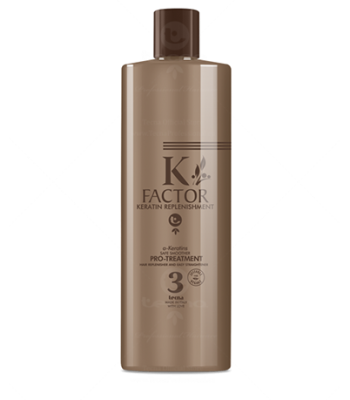 K Factor Step 3 Pro Treatment