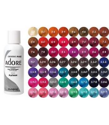 Adore Semi Permanent Hair Colour