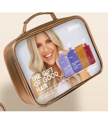 The Gift Of Good Hair Jeval Christmas Pack